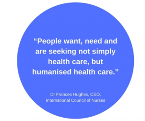 Dr Frances Hughes quote