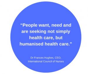 Dr Frances Hughes quote