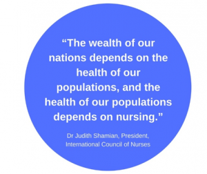 Dr Judith Shamain quote