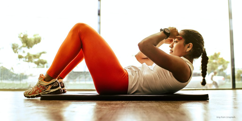 Body weight exercises you can do at home